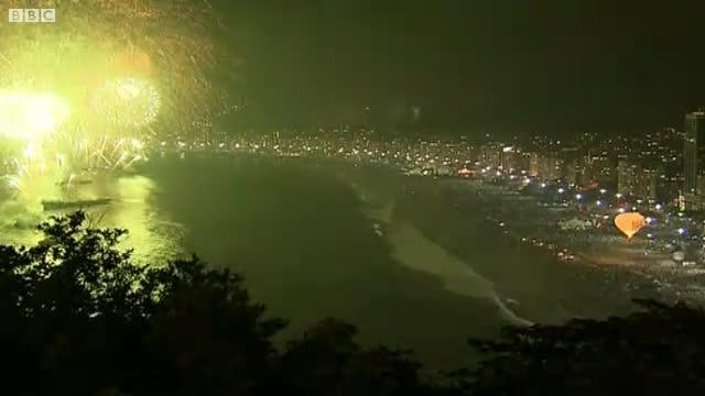 ano nuevo rio de janeiro