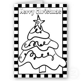 dibujos navidad colorear 15