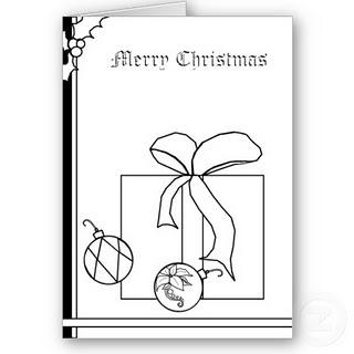 dibujos navidad colorear 16