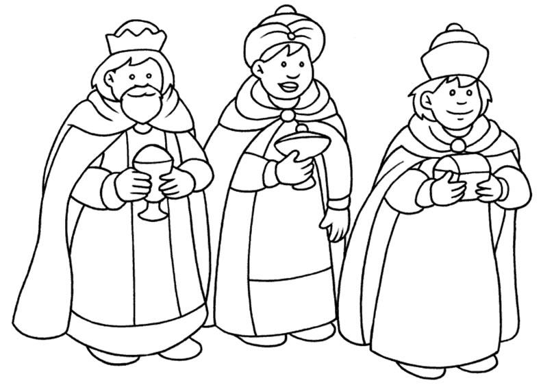 dibujos navidad pintar 03