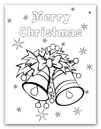 Postales de Navidad para pintar | Blogodisea
