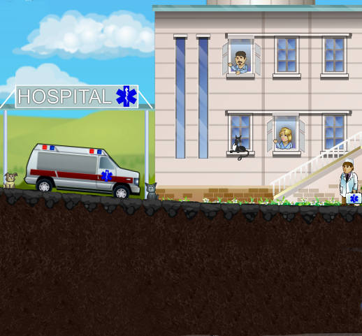 juego-ambulancia-hospital