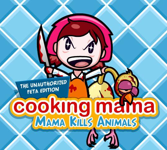 Preparar pavos con Cooking Mama Juegos