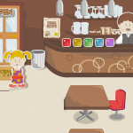 Juego de pastelería para servir bebidas y pasteles