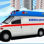 Juego: Medico y conductor de ambulancia