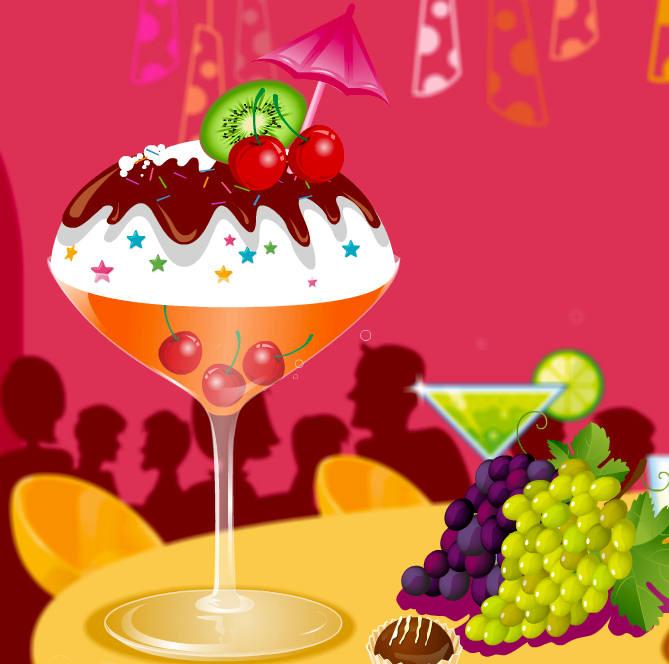 juego-preparar-cocktail-helado