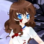 Juego de vestir chicas estilo zombie