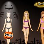 Juegos de moda para Barbie en Halloween