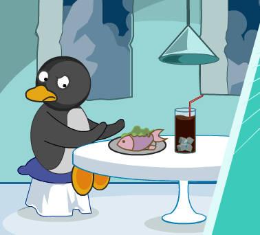 pinguinas-cocineras