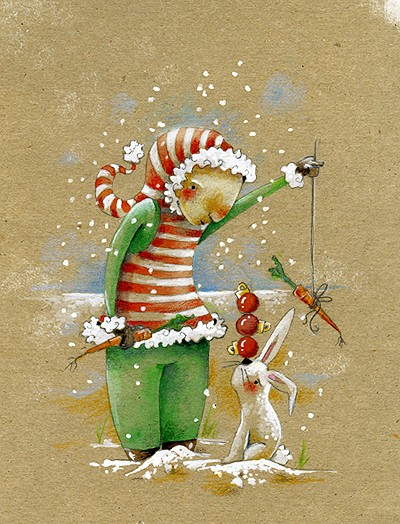 postales navidad 10