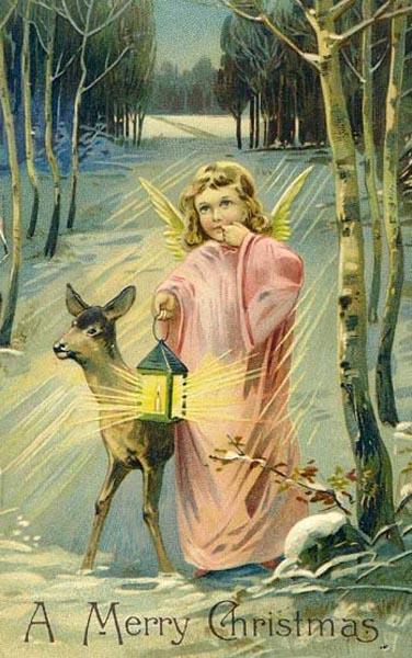 postales navidad vintage 02