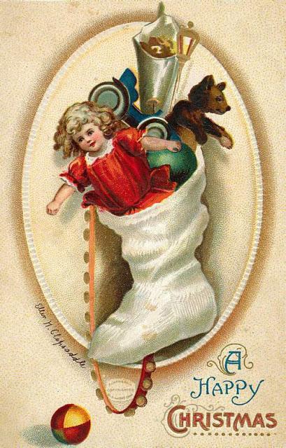 postales navidad vintage 14