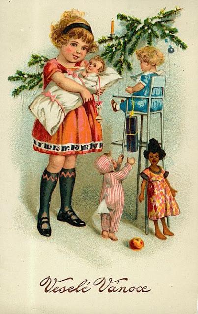 postales navidad vintage 15