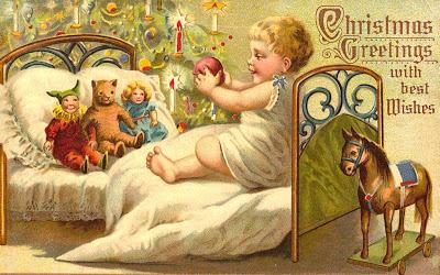 postales navidad vintage 16