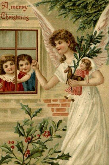 postales navidad vintage 22