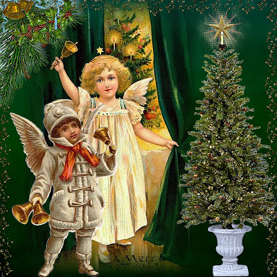 postales navidad vintage 27