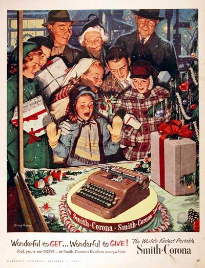 postales navidad vintage 28