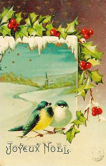 postales navidad vintage 31