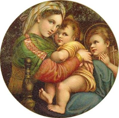 postales navidad vintage 33