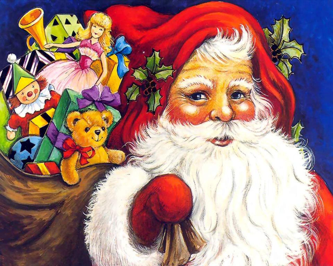 postales navidad vintage 38