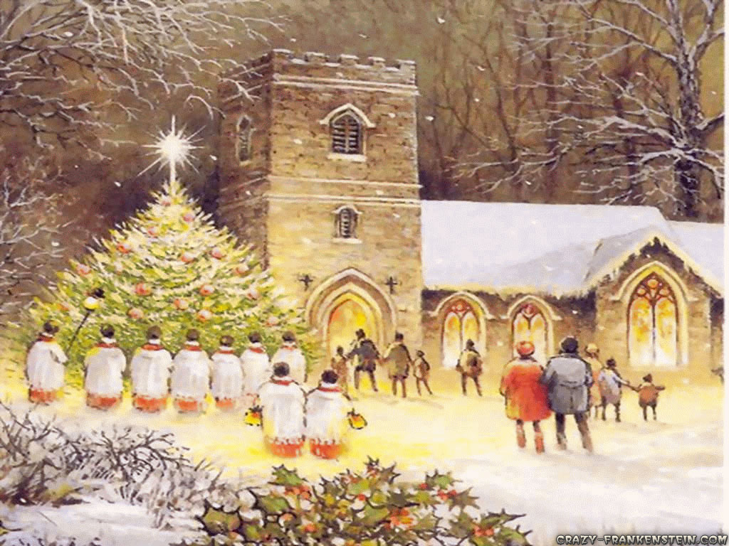 postales navidad vintage 43