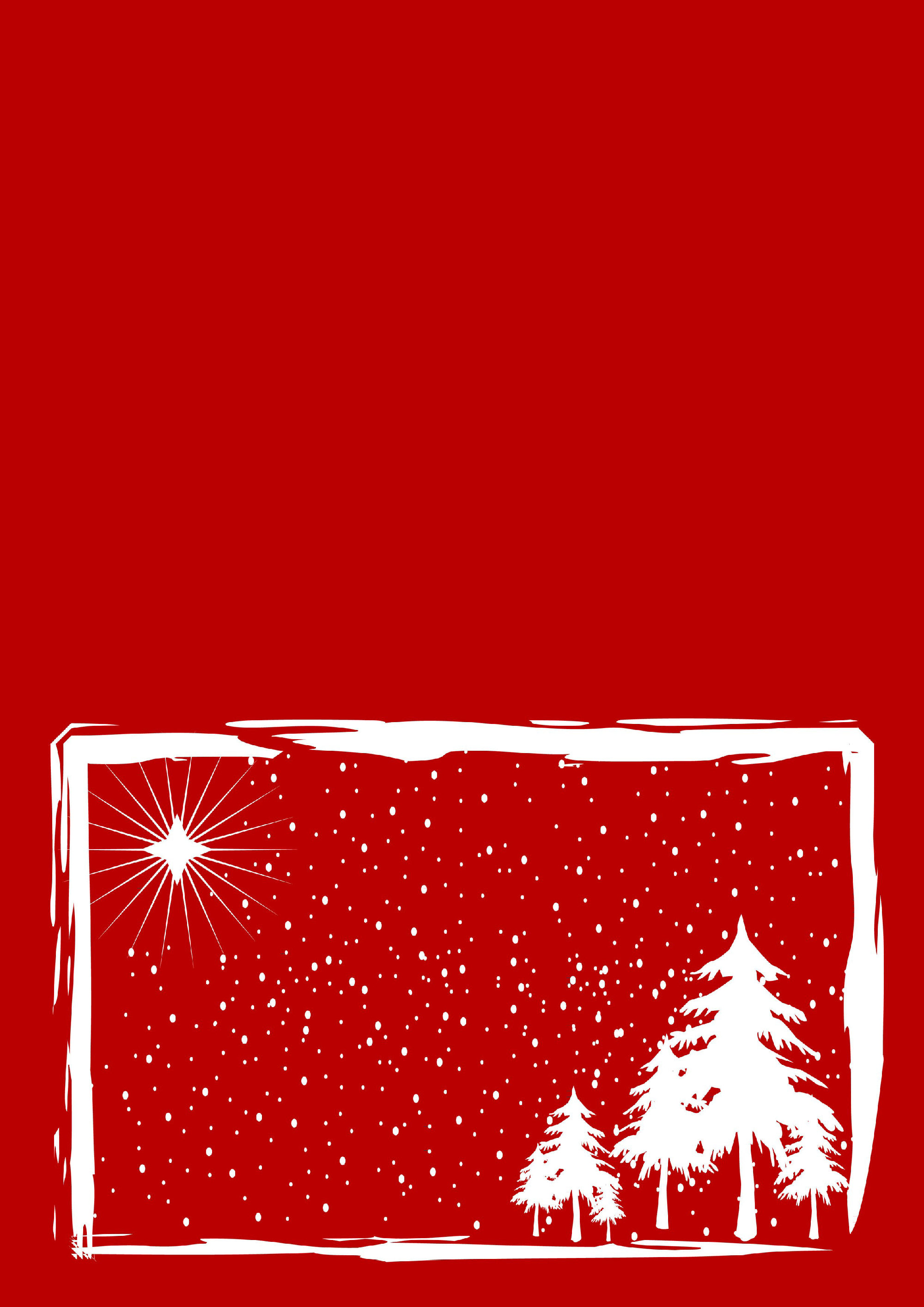 Postales de navidad para imprimir blogodisea - Dibujos tarjetas navidenas ...