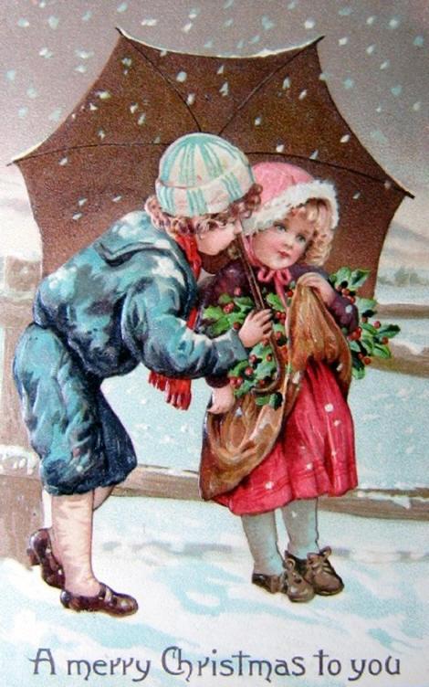 postales navidenas vintage 01