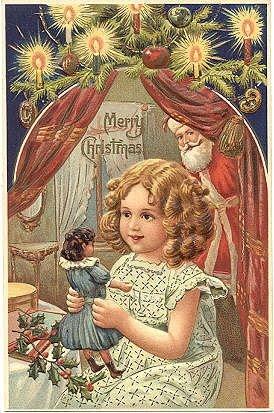postales navidenas vintage 03