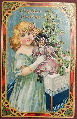 postales navidenas vintage 13