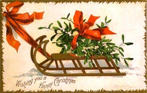 postales navidenas vintage 14