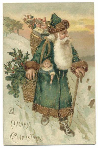 postales navidenas vintage 21