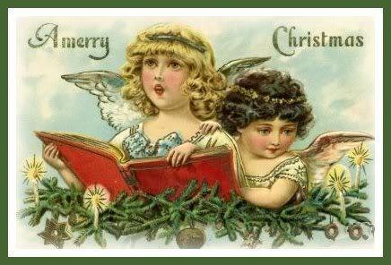 postales navidenas vintage 22