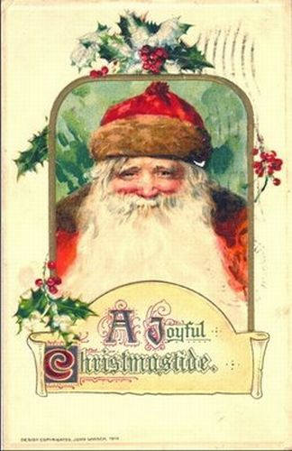 postales navidenas vintage 23