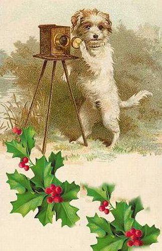 postales navidenas vintage 27