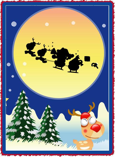 tarjetas navidad 08