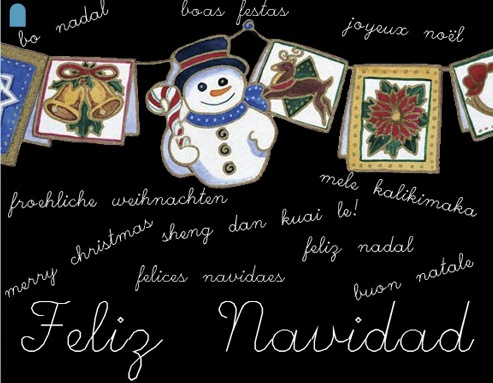 tarjetas navidad 18