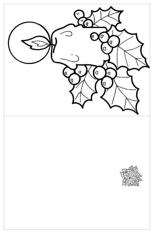 tarjetas navidad pintar 08
