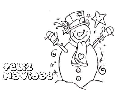 tarjetas navidad pintar 09