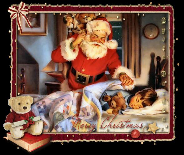 tarjetas navidad vintage 46