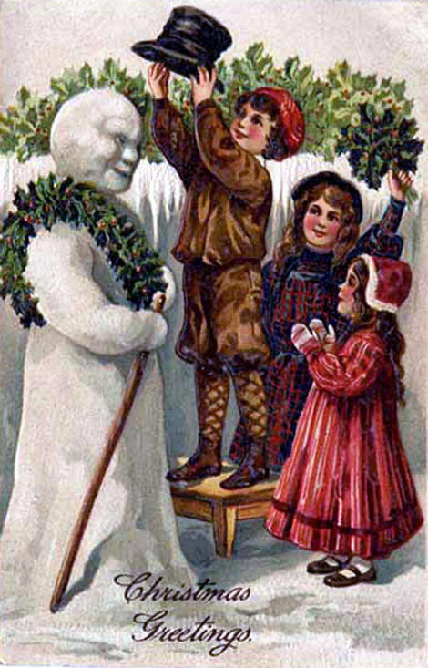 tarjetas navidad vintage 57