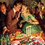 Postales vintage de Navidad