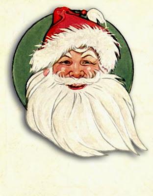 tarjetas navidad vintage 69