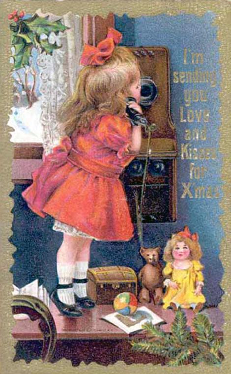 tarjetas navidenas vintage 10