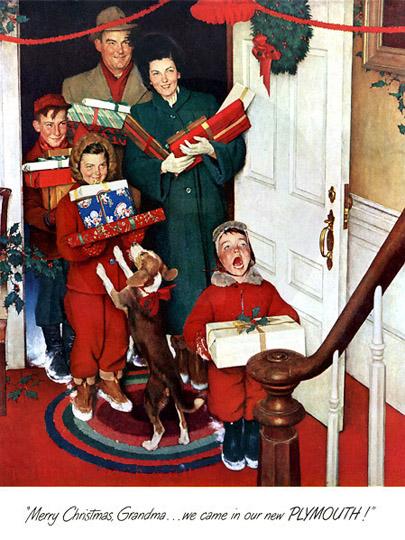 tarjetas navidenas vintage 13