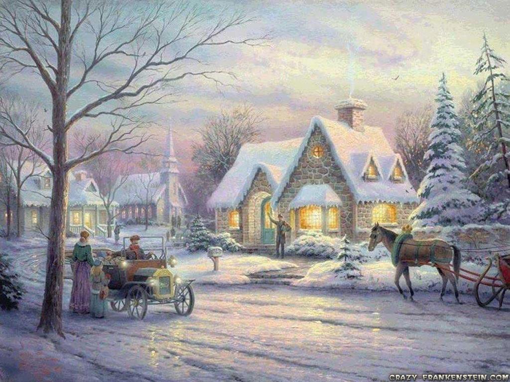 tarjetas navidenas vintage 14