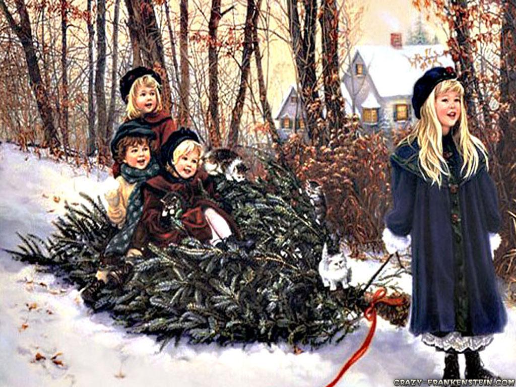 tarjetas navidenas vintage 15
