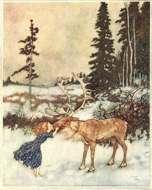 tarjetas navidenas vintage 16