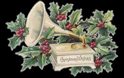 tarjetas navidenas vintage 27