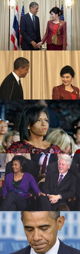 venganza michelle obama