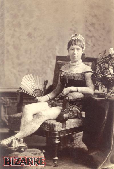 Irene woodward